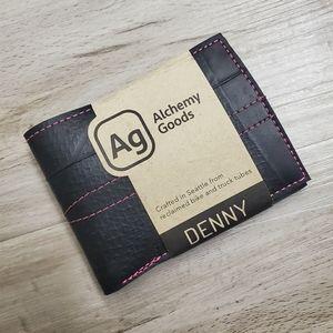 NWT Alchemy Goods Denny Eco-Friendly Wallet